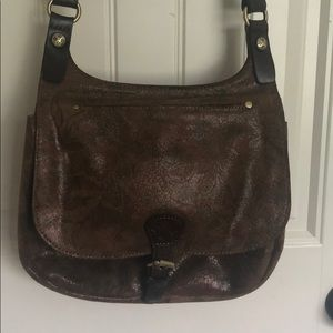 Patrica Nash leather purse